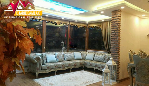 Buy an apartment in Babak Istanbul